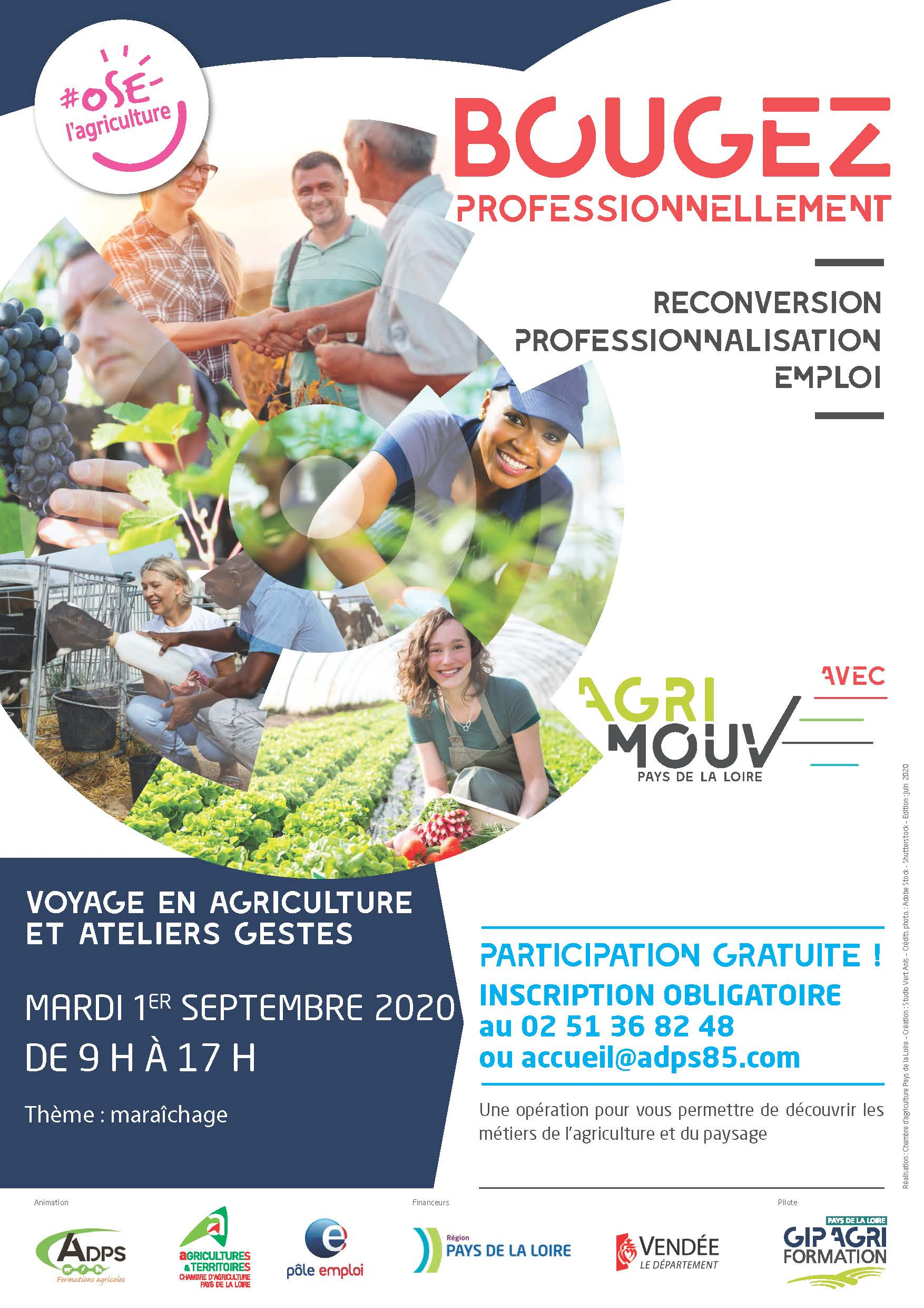 Agri'mouv - Voyage découverte